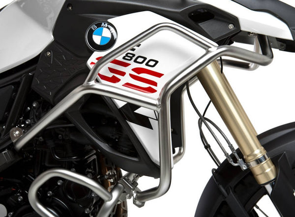 Touratech F800GS|F700GS (13-) Upper Crash Bars