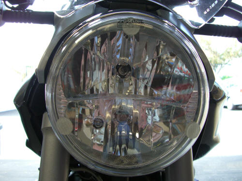 AeroFlow R1200R (06-14) HLC Headlight Cover