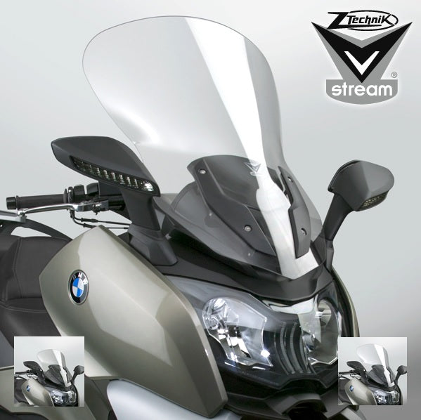 ZTechnik C650GT VStream Windshield
