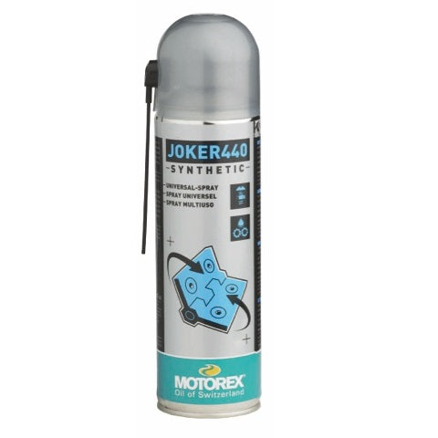 Motorex Joker 440 Motorcycle Synthetic Penetrant Spray