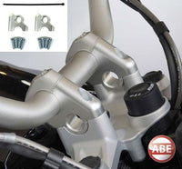Hornig R1200GS WC (13-)|ADV WC (14-) Bar Risers