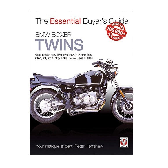 BMW Boxer Twins:Essential Buyer's Guide (Paperback)