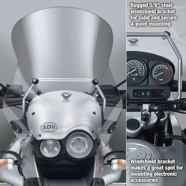 ZTechnik R1150GS Adventure VStream Touring Windshield