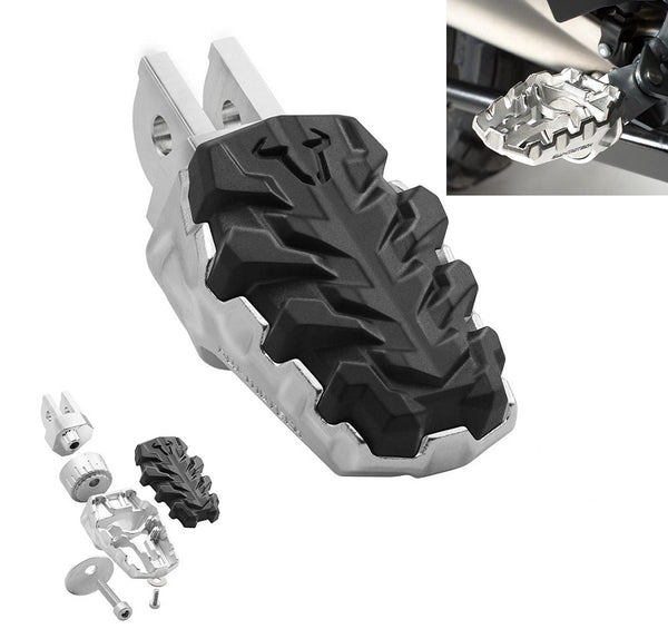 SW-Motech R1200GS WC (13-)|ADV WC (14-) EVO Adjustable Footpeg K