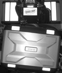 MotoEquip R1200GS WC (13-) Vario Saddlebag Reflective Kit