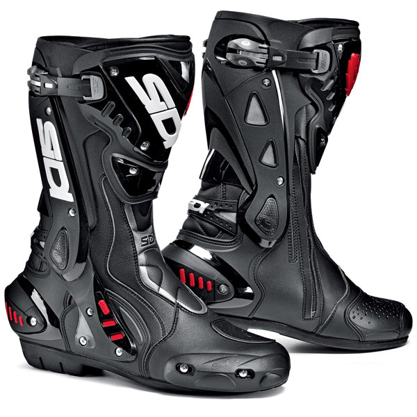 Sidi ST Black Motorcycle Motorcycle Boot
