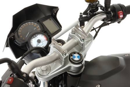 Touratech F800R GPS Bracket Adaptor