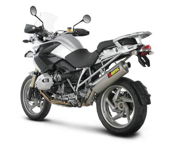 Akrapovic R1200GS (10-12)|ADV (10-13) Slip-On Exhaust