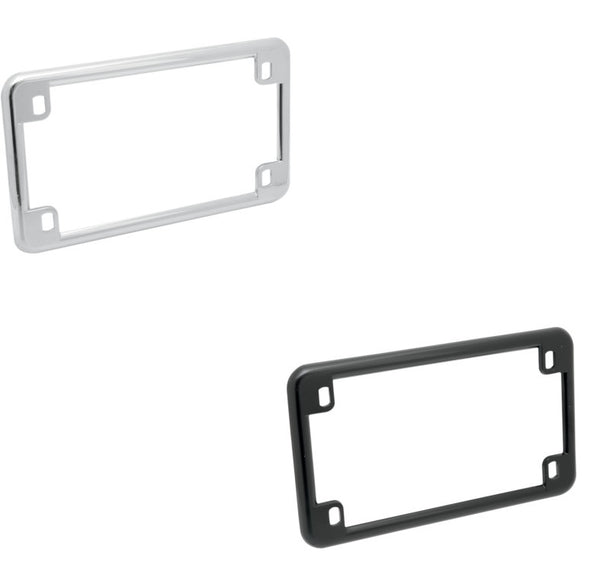 Chris Products Motorcycle License Plate Frame