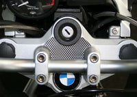 Hornig R1200R (-10) Carbon Look Triple Clamp Pad
