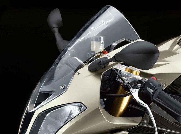BMW S1000RR (10-14)|HP4 Tall Windshield (Clear or Tinted)