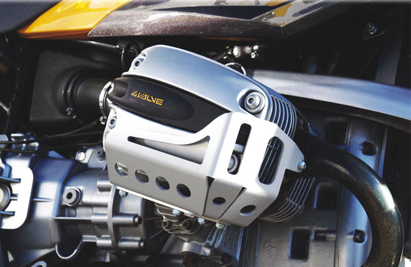 Touratech R1150RT|R1150|1100GS|ADV Aluminum Valve Cover Guards