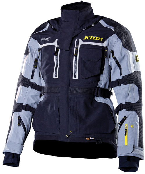 Klim Adventure Rally Motorcycle Jacket Gray