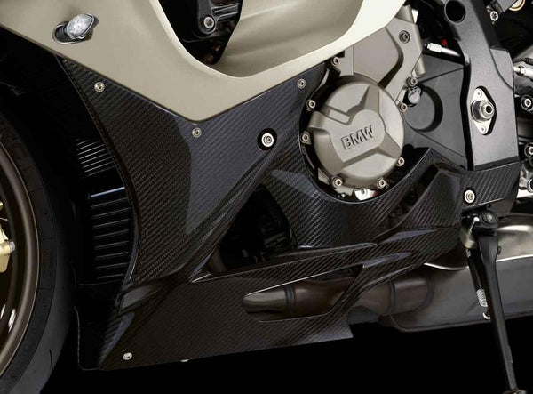 BMW S1000RR HP CF Lower Cowling