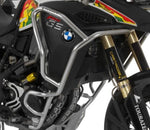 Touratech F800GS Adventure Upper Crash Bars