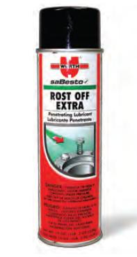 Wurth Motorcycle Rost-Off Xtra with PTFE