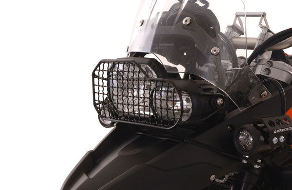 Touratech F800R|F800GS (-12)|F700GS|F650GS2 Mesh Headlight Guard