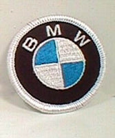 Euroline BMW Motorcycles 2-inch Logo Patch