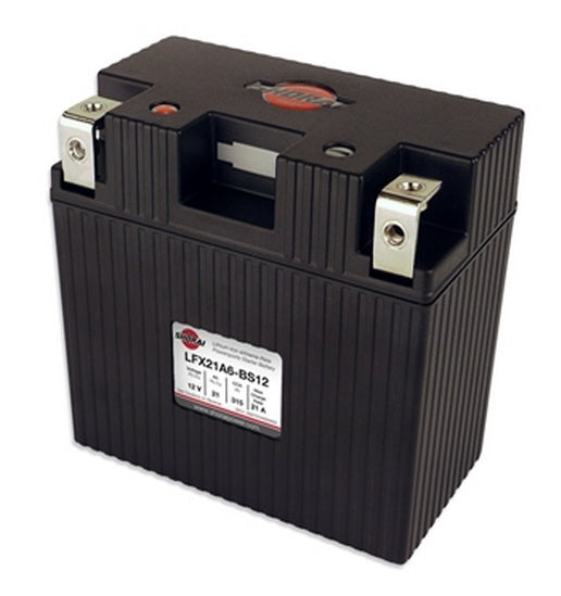 Shorai LFX21A6-BS12 Lithium-Iron Powersports Battery