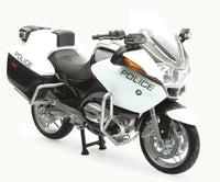 BMW Motorcycles R1200RT-P 1:12 Scale Model