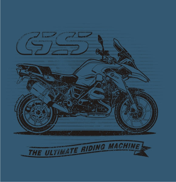 BMW Motorcycles GS Enduro - The Ultimate Riding Machine Shirt