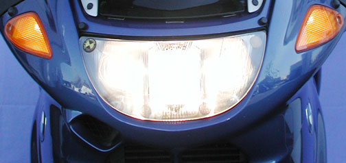AeroFlow K1200RS|K1200GT HLC Headlight Cover