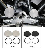 Hornig R1200RS WC (16-on)|R WC (15-on) Swingarm Caps