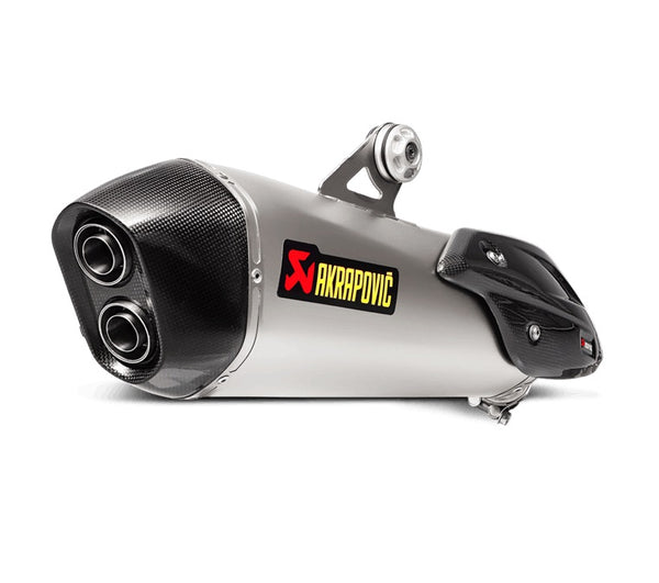 Akrapovic C650GT (16-) Slip-On Exhaust