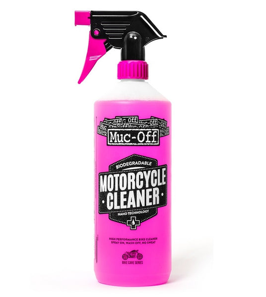 Muc-Off Nano Tech Biodegradable Motorcycle Cleaner 1 liter Spray