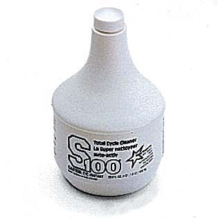 S100® Motorcycle Total Cycle Cleaner One Liter Refill