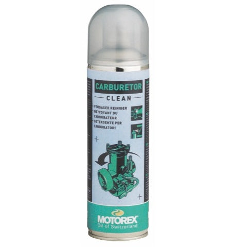 Motorex Motorcycle Carburetor Clean