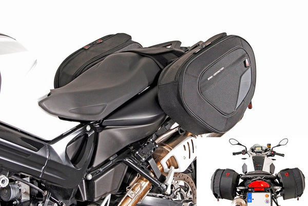 Bags-Connection F800GT|F800R (-14) Blaze Sport Saddlebag System