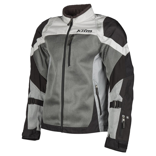 Klim Induction Jacket Light Gray