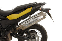 Touratech F800GS|ADV Muffler Guard