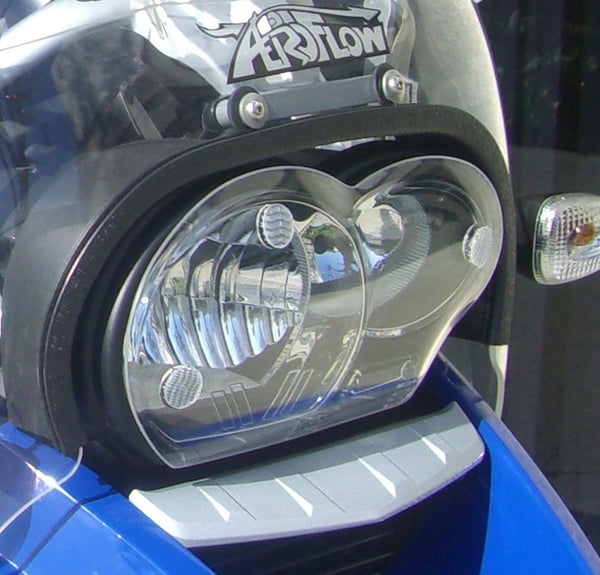AeroFlow R1200GS|R1200ADV HLC Headlight Cover
