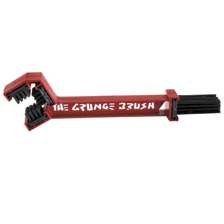 The Grunge Motorcycle Chain Brush