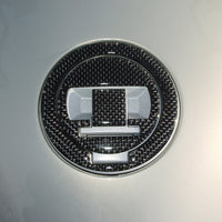 ZTechnik Carbon Fiber Fuel Filler Cap Cover for BMW Motorcycles
