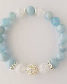 Bracelet for Confidence, Protection & Positive