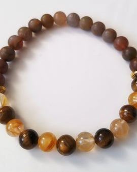 Bracelet for Protection, Wealth & Positive thinking