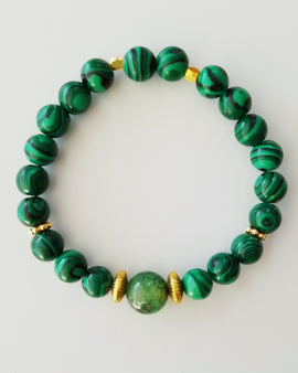 Bracelet for Intuition, Creativity & Energy