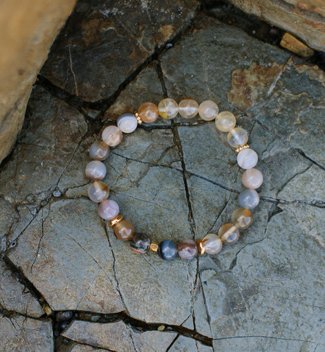 Bracelet for Protection, Wealth & Intuition