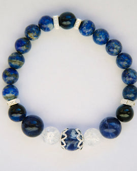 Bracelet for Protection, Progress & Beauty