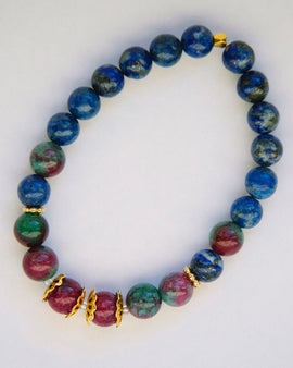Bracelet for Protection, Intuition & Abundance