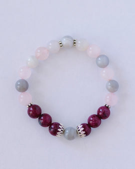 Bracelet for Spiritual Growth, Love & Happiness