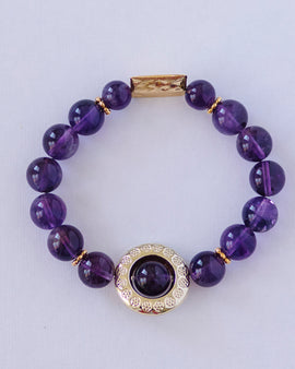Bracelet for Balance, Protection & Beauty