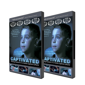 Captivated DVD + 1 to Give Away for $5