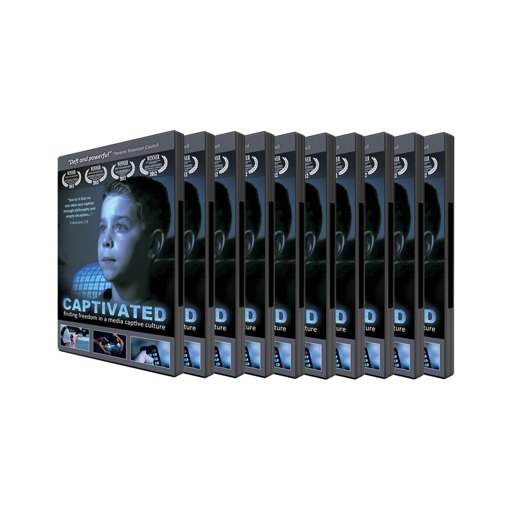Public Showing Pack - 10 DVDs