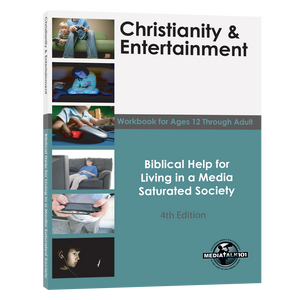 Christianity & Entertainment - Workbook