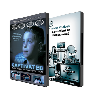 Captivated & Media Choices DVD Bundle