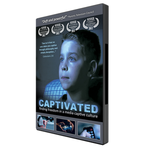 Captivated DVD - Full Version with Bonus Features